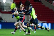 Video: Bristol Rugby 35-46 Leinster 'A'