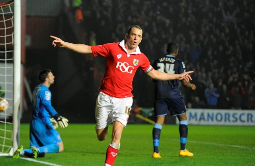 Report: Bristol City 3-0 Crewe Alexandra