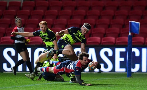 Report: Bristol Rugby 35-46 Leinster 'A'