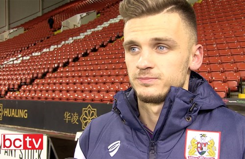 Video: Jamie Paterson Post-Sheffield United away