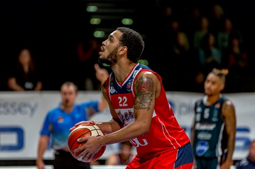 Gallery: Plymouth Raiders 84-80 Bristol Flyers - BBL Trophy