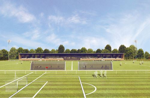 Training Ground planning permission approved