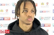 Video: Bobby Reid Pre-Nottingham Forest home