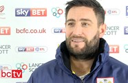 Video: Lee Johnson Pre-Nottingham Forest home
