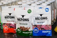 Bristol delighted to be in partnership with Irish Biltong
