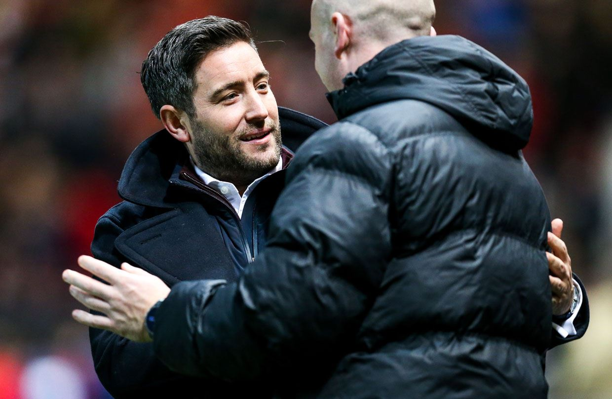 Audio: Lee Johnson Pre-Nottingham Forest home press conference thumbnail