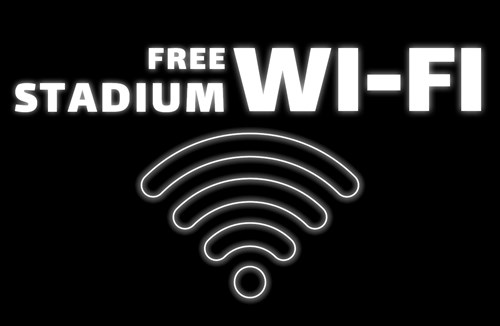 Ashton Gate introduces in-seat Wi-Fi