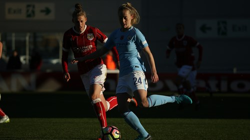Preview: Bristol City Women v Manchester City Women