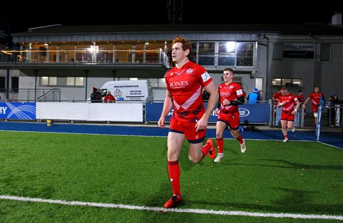 Gallery: Leinster 'A' 50-15 Bristol United