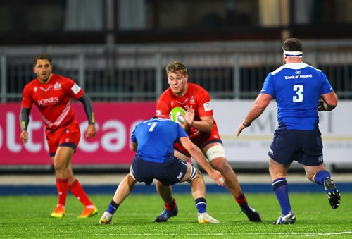 Report: Leinster 'A' 50-15 Bristol United