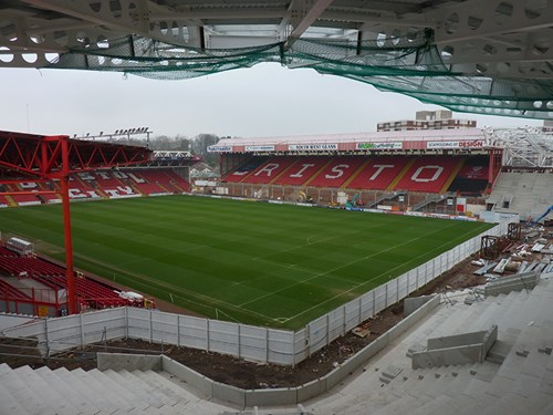 Latest Ashton Gate Rebuild Progress Update Released