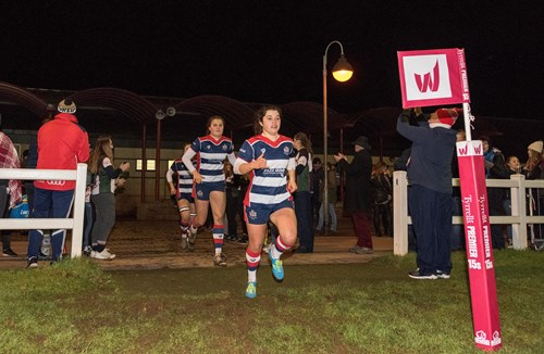 Gallery: Bristol Ladies v Worcester Valkyries