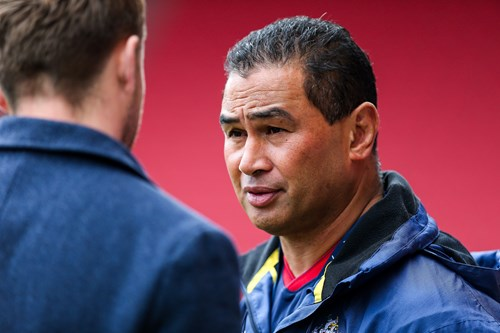 'We're itching to return to league action' - Lam