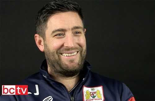 Video: Lee Johnson Pre-Manchester United home