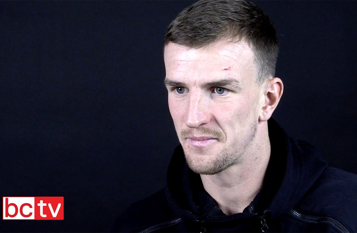 Video: Aden Flint Pre-Manchester United home thumbnail