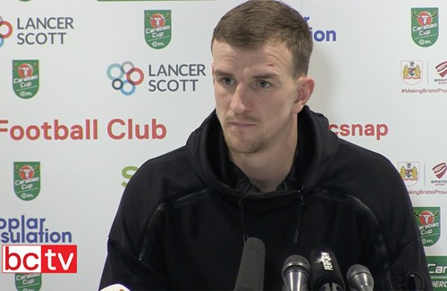 Video: Aden Flint Pre-Manchester United home press conference