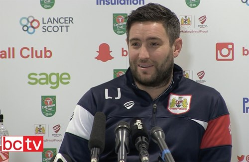 Video: Lee Johnson Pre-Manchester United home press conference