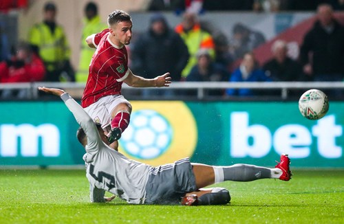 Highlights: Bristol City 2-1 Manchester United