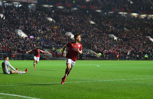 Report: Bristol City 2-1 Manchester United