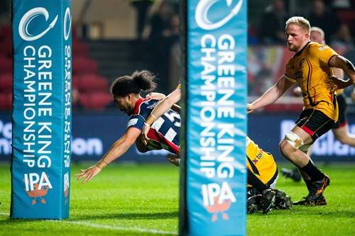 Video: Bristol Rugby 56-19 Cornish Pirates