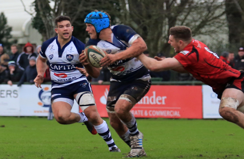 Team News: Bristol Rugby vs Bedford Blues