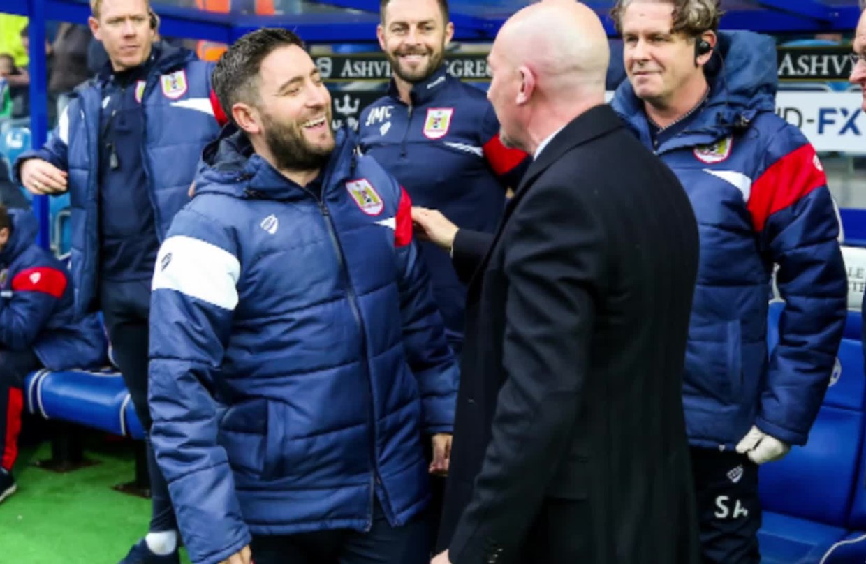 Audio: Lee Johnson Post-QPR away press conference thumbnail