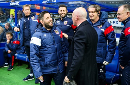 Audio: Lee Johnson Post-QPR away press conference