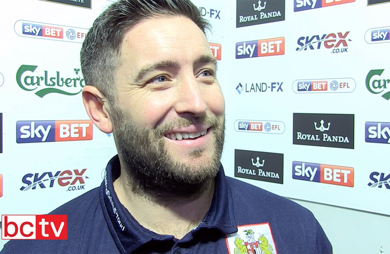Video: Lee Johnson Post-QPR away thumbnail