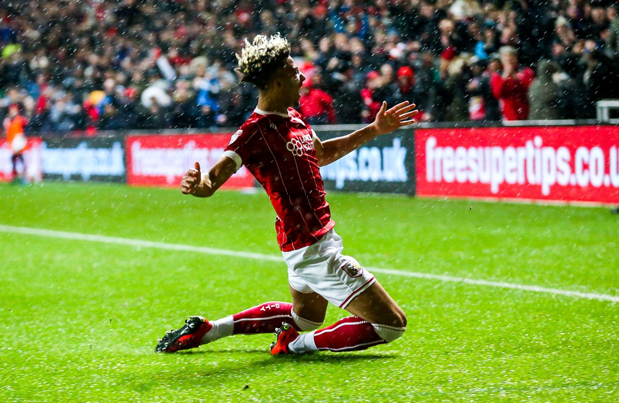 Extended: Bristol City 2-0 Reading thumbnail