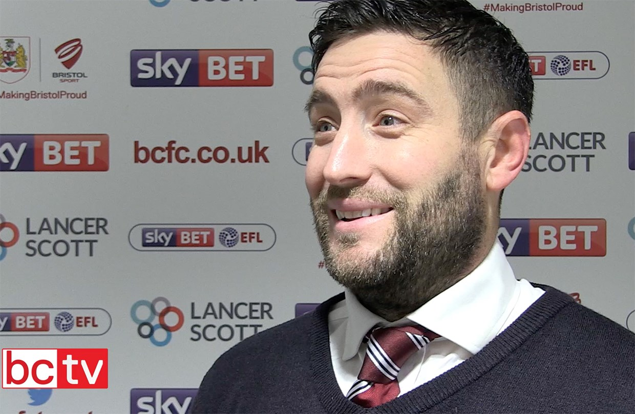 Video: Lee Johnson Post-Reading home thumbnail