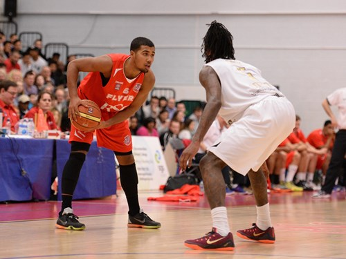Report: Bristol Flyers 63-85 London Lions