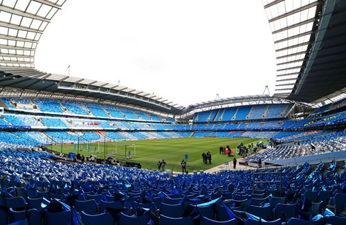 Man City tickets - postal and collection information