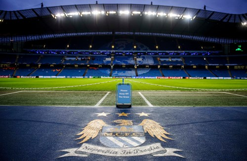 Man City away leg ticket info