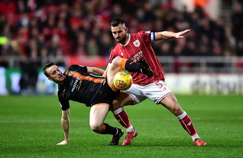 Report: Bristol City 1-2 Wolves