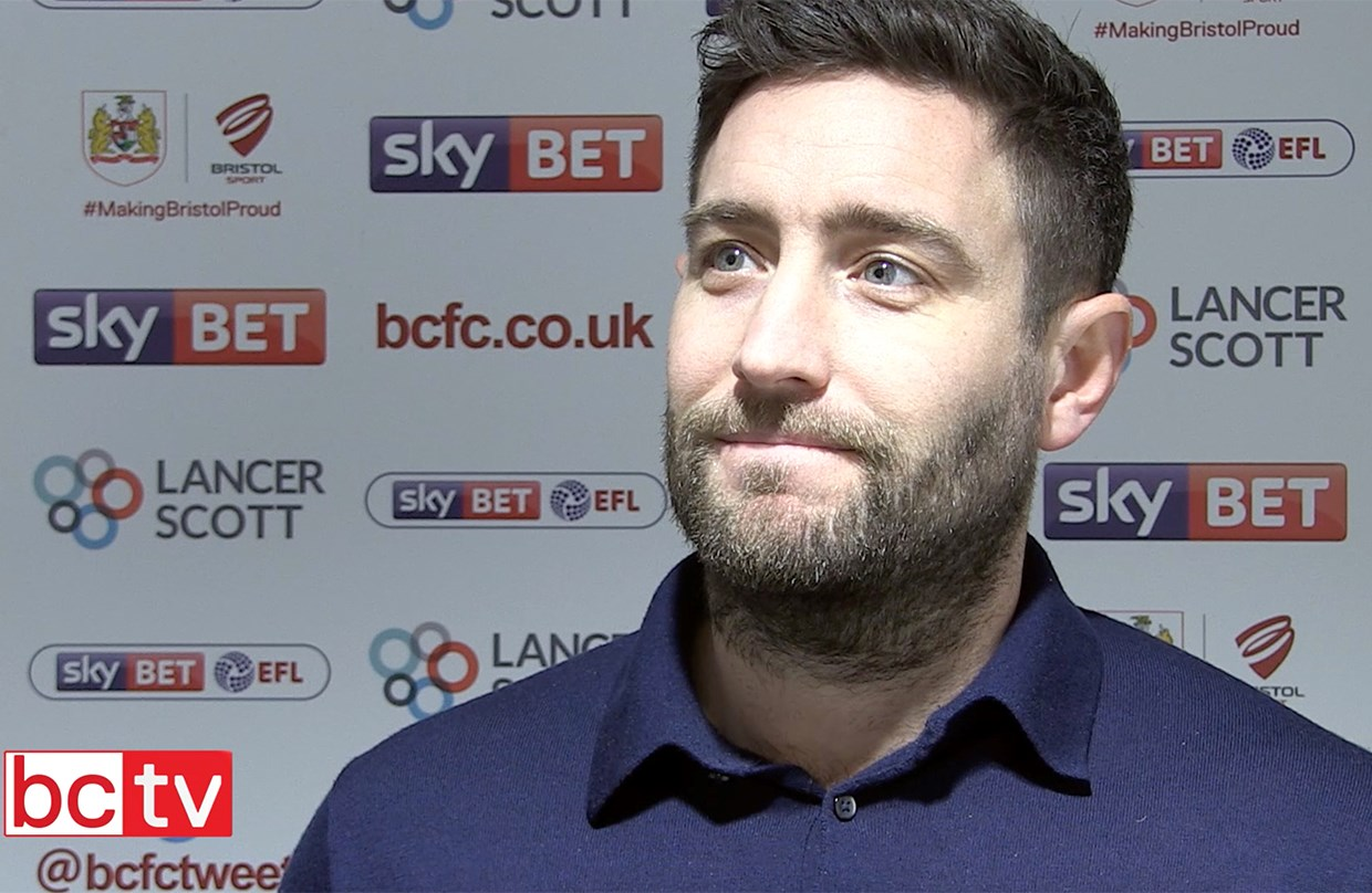 Video: Lee Johnson Post-Wolves home thumbnail