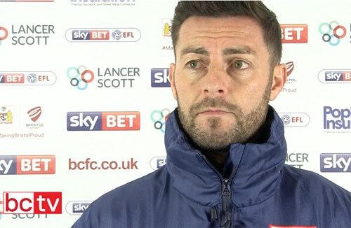 Video: Jamie McAllister Pre-Watford away (Emirates FA Cup)