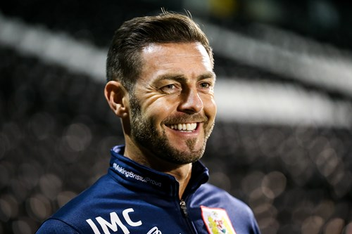 Audio: Jamie McAllister Pre-Watford away press conference (Emirates FA Cup)