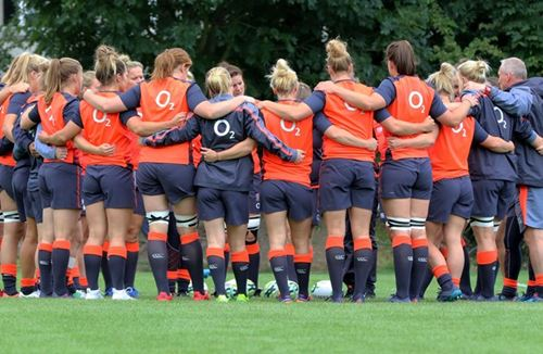 Five Bristol Ladies named in England Women EPS for Loughborough camp