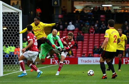 Gallery: Watford 3-0 Bristol City