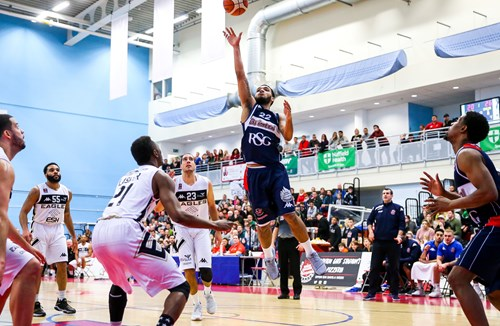 Gallery: Bristol Flyers 80-87 Newcastle Eagles