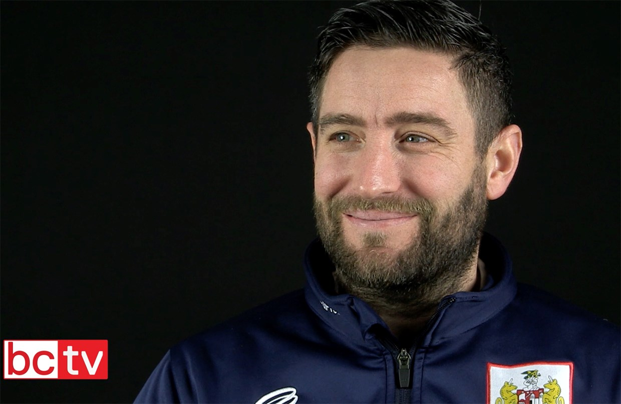 Video: Lee Johnson Pre-Manchester City away thumbnail