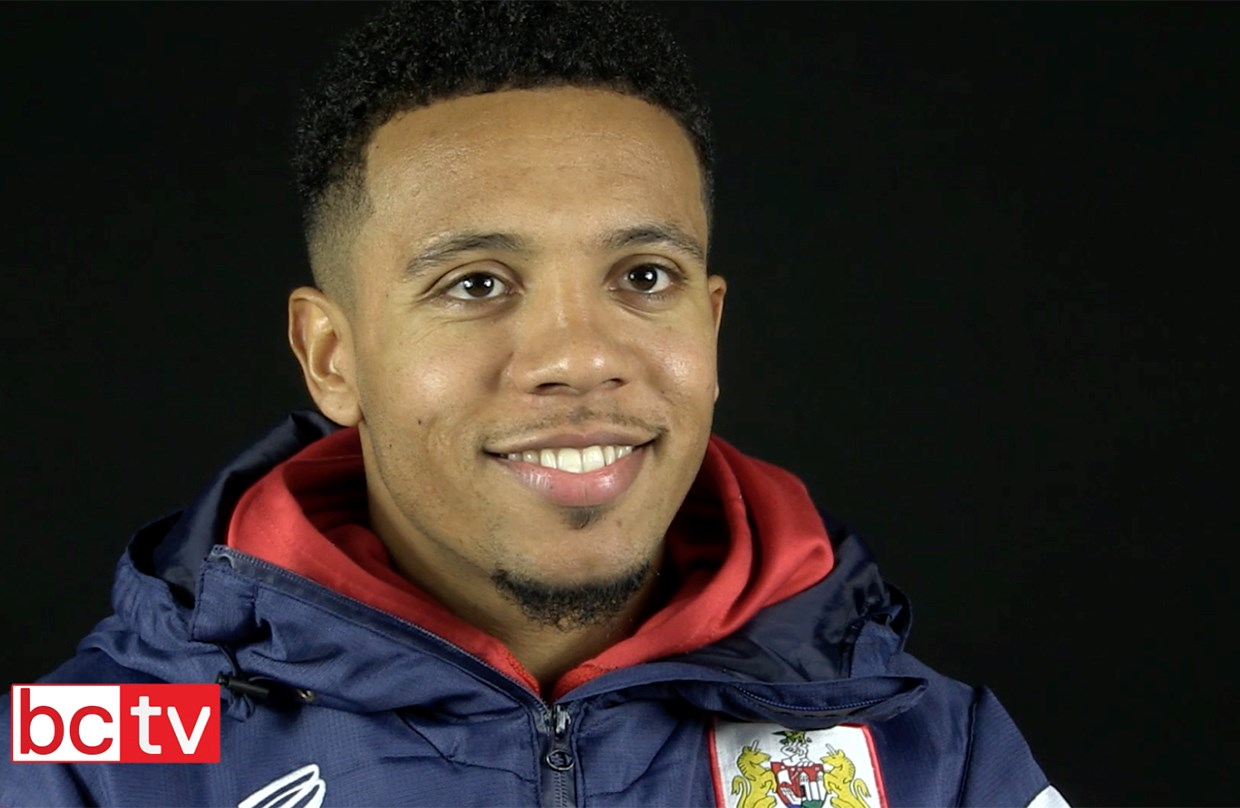 Video: Korey Smith Pre-Manchester City away thumbnail