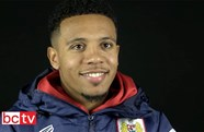Video: Korey Smith Pre-Manchester City away