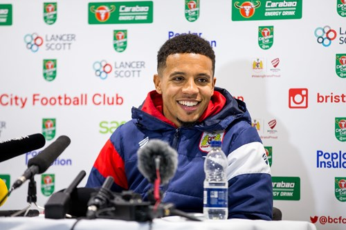 Audio: Korey Smith Pre-Manchester City away press conference