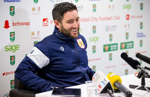Audio: Lee Johnson Pre-Manchester City away press conference