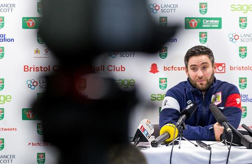 In brief: Pre-Manchester City away press conference