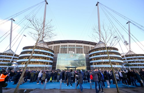 Etihad Stadium - Away Supporter Guide