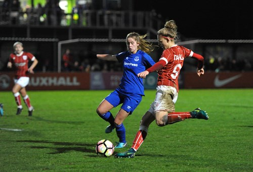 Bristol City Women drawn against Everton Ladies in the SSE Women's FA Cup