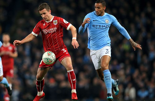 Report: Manchester City 2-1 Bristol City