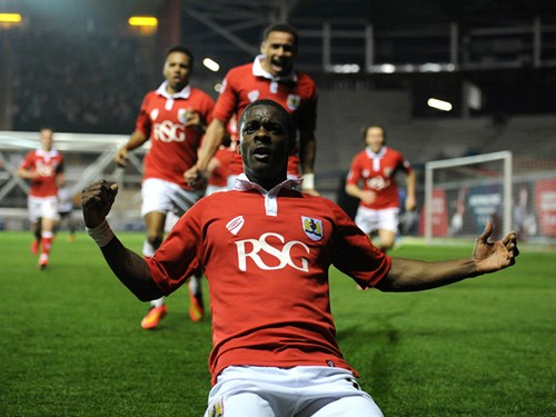Report: Bristol City 3-0 Swindon Town
